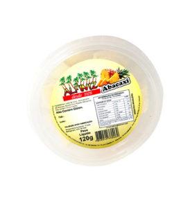 Bala de Coco com Abacaxi Alfiniz120g